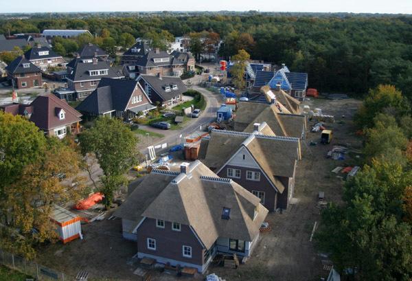 Seriematige woningbouw HSB